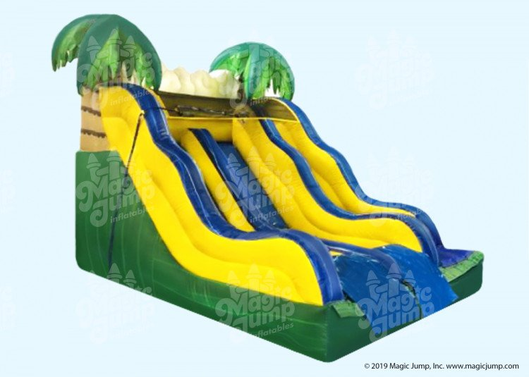 12 Tropical Dual Slide