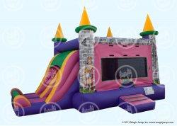 Dual Princess Castle