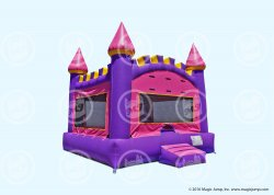 Arched Pink Castle